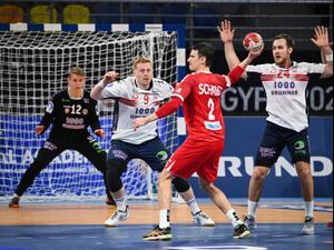 תקציר: שווייץ - נורבגיה 31:25. ספורט 2