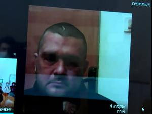 18 שנות מאסר לארטיום קפוסטין שרצח את אמו באשדוד  21.1.21. שי מכלוף