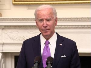 ביידן חתם על צווים למלחמה בקורונה: נגיע ל-500 אלף מתים בשבוע הבא 21.01.21. רויטרס, מערכת וואלה! NEWS