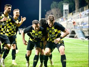 """תקציר: עירוני קרית שמונה - בית""""ר ירושלים 2:0. ספורט 2"""