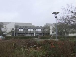 בית חולים בגרמניה נמצא תחת סגר לאחר ש-20 אנשי צוות נדבקו במוטציית הקורונה 25.01.21. רויטרס