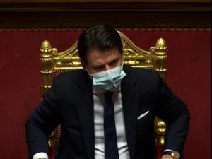 משבר פוליטי באיטליה: ראש הממשלה קונטה התפטר מתפקידו  26.1.21. רויטרס
