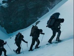 תקרית מעבר דייטלוב. The Dyatlov Pass Incident - Trailer, אתר רשמי