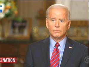 ביידן: לא נסיר את הסנקציות על איראן עד שלא תפסיק להעשיר אורניום 07.02.21. CBS, צילום מסך