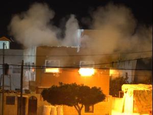 """צה""""ל הרס את ביתו של המחבל שרצח את אסתר הורגן 10.02.21. דובר צה""""ל"""