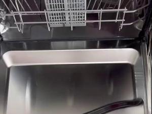 טריק לניקוי מדיח כלים. @carolina.mccauley, צילום מסך