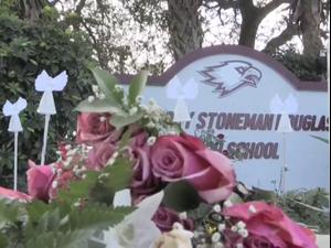 3 שנים לטבח בתיכון בפארקלנד: ביידן קורא לרפורמות בחוקי הנשק 15.2.21. רויטרס