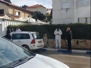 תושב נהריה נעצר בחשד שרצח את אימו בת ה-76  18.2.21. יואב איתיאל