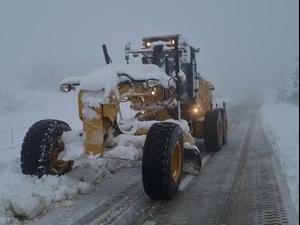 מפלסות שלגים ומפזרות מלח: כך שמרו על הכבישים פתוחים במהלך הסופה  18.2.21. נתיבי ישראל, אתר רשמי