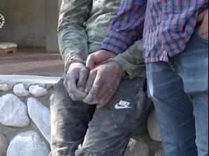שבועיים אחרי: נעצרו שלושה חשודים בפריצה לבסיס נבטים  21.02.21. דוברות משטרת ישראל