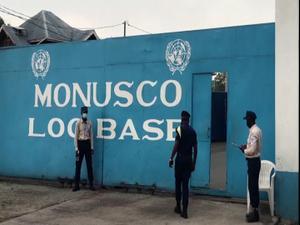 """שגריר איטליה בקונגו נהרג במתקפה על שיירה של האו""""ם 22.2.21. רויטרס"""