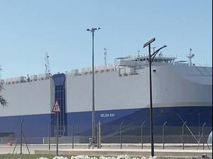 ספינה בבעלות ישראלית נפגעה מפיצוץ במפרץ עומאן, בישראל מאשימים את איראן  1.3.21. רויטרס