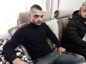 הנהג החשוד באירוע הדריסה בירושלים, ואדי ג'וז, 3 במרץ 2021. רוני כנפו
