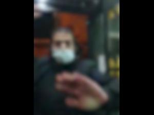 תיעוד: תקיפת נהג אוטובוס בבית שמש בגלל שסירב לעלות נוסע עם אופניים חשמליים  9.3.21. ארגון נהגי האוטובוסים, הסתדרות לאומית, באדיבות המצולמים