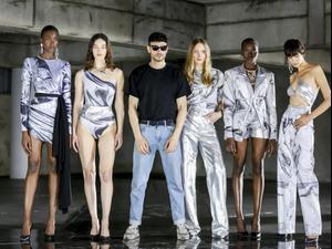 אלון ליבנה, שבוע האופנה קורנית תל אביב. ערן לוי,