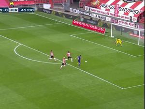 תקציר: פ.ס.וו איינדהובן - הראקלס 0:3. ספורט 2
