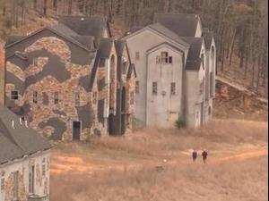 עיר רפאים נטושה במיזורי. FOX, צילום מסך