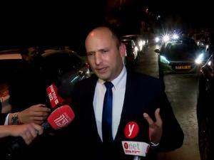 המגעים להקמת הממשלה: נתניהו ובנט נפגשים במעון ראש הממשלה 08.04.21. פול 12, מערכת וואלה!