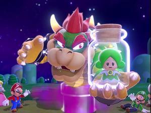 Super Mario 3D. יח״צ,