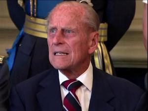 הנסיך פיליפ, בעלה של המלכה אליזבת, הלך לעולמו בגיל 99 09.04.21. רויטרס
