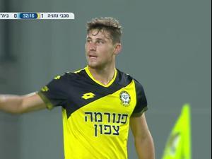 """תקציר: מכבי נתניה - בית""""ר ירושלים 0:1. ספורט 2"""