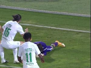 תקציר: מ.ס. אשדוד - מכבי חיפה 3:0. ספורט 2