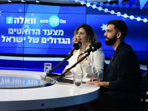 מצעד הדואטים של וואלה בשיתוף רדיו ECO99  15.4.20201. ראובן קסטרו