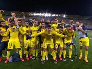 תקציר רבע גמר הליגה האירופית: ויאריאל - דינמו זאגרב 1:2. ספורט 2