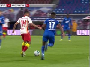 תקציר: ר.ב. לייפציג - הופנהיים 0:0. ספורט 2