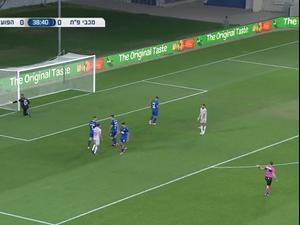 תקציר: מכבי פתח תקוה - הפועל באר שבע 0:0. ספורט 2