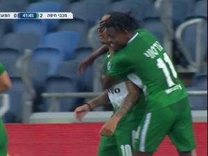 תקציר: מכבי חיפה - קרית שמונה 0:4. ספורט 2