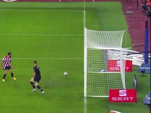 צפו: שני השערים של ליאונל מסי במדי ברצלונה בגמר גביע המלך. ספורט 2