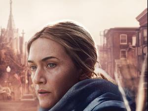 קייט ווינסלט, הסודות של איסטאון. HBO,