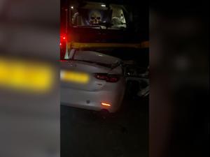 שני גברים נהרגו בהתנגשות בין משאית לרכב פרטי בכביש 90 בערבה 21.04.21. ללא, מערכת וואלה!