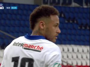 תקציר מהגביע הצרפתי: פריז סן ז'רמן - אנז'ה 0:5. ספורט 2