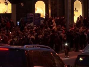 אלפי מפגינים השתתפו בעצרות תמיכה בנבלני ברחבי רוסיה, אלף נעצרו. רויטרס