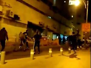 קטטה פרצה בין צעירים יהודים וערבים בירושלים, 4 עוכבו לחקירה 21.04.21. חיים גולדברג כיכר השבת, מערכת וואלה!