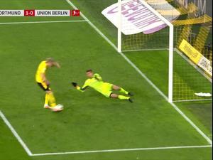 תקציר: בורוסיה דורטמונד - אוניון ברלין 0:2. ספורט 2