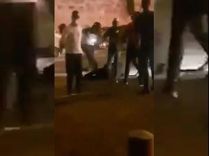 פלסטינים תקפו נהג יהודי במזרח ירושלים 23.04.21. ללא, מערכת וואלה!