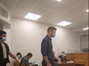 יאיר נתניהו מעיד במשפט תביעת הדיבה נגדו: מעולם לא קיבלתי שקל מהמדינה  26.4.21. ספיר לוי