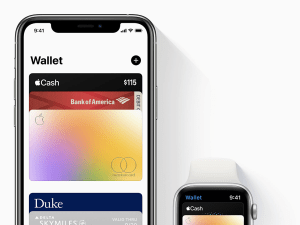 apple pay. יח״צ,