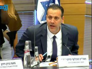 הוועדה המסדרת אישרה לקדם בהליך מהיר את חוק פסק ההתגברות  04.05.21. ערוץ הכנסת