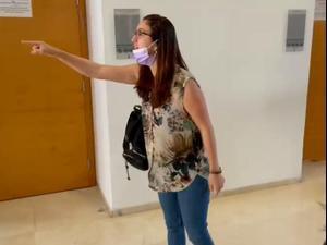 15 חודשי מאסר למטפלת מחיפה שהורשעה בהתעללות בתינוקות 05.05.21. שלומי גבאי