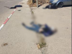 """פיגוע בצפון השומרון: שלושה פלסטינים חמושים נורו ליד מוצב מג""""ב 07.05.21. ללא, אתר רשמי"""