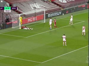 תקציר: ליברפול - סאות'המפטון 0:2. ספורט 2