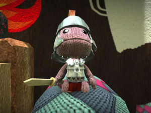 Little Big Planet טריילר משחק