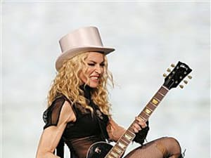 מדונה, Sticky & Sweet Tour
