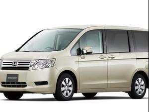 מסודר הונדה מציגה את WGN, מיניוואן 8 מקומות חדש עבור השוק היפני - וואלה! רכב UU-16