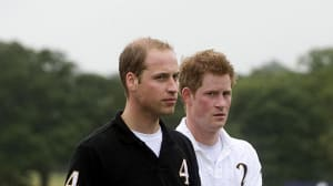 Prince William, Duke of Cambridge and Prince Harry after the Sentebale Polo Cup at Coworth Park on June 12, 2011 in Ascot, England. Prince William was playing for the Tusk Trust team while Prince Harry played for the Sentebale team. - (GettyImages , Anwar Hussein)