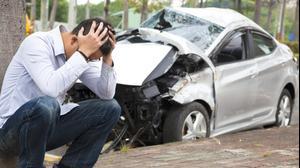 תאונת דרכים. ShutterStock